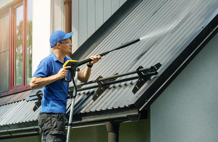 Commercial Roof Cleaning Doncaster